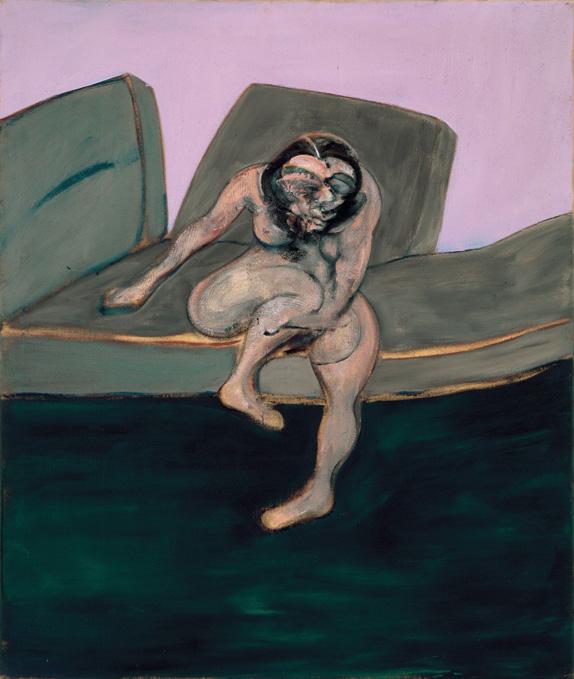 Mulher Sentada, Francis Bacon