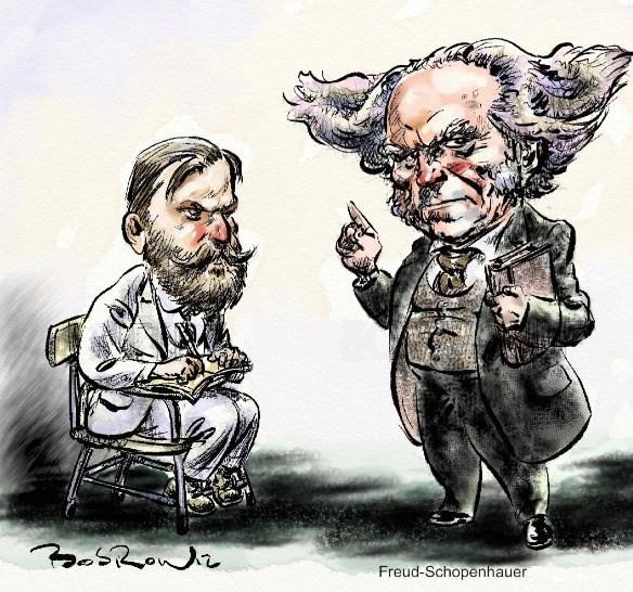 Schopennhauer Freud