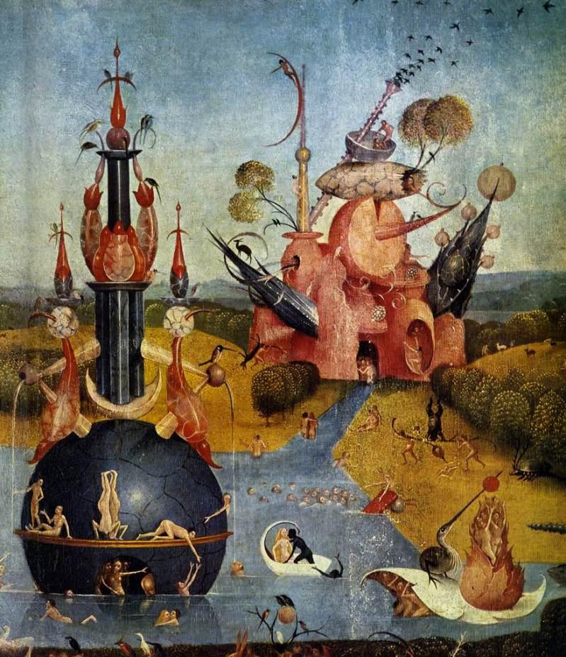 Bosch, parte do Jardim das Delícias