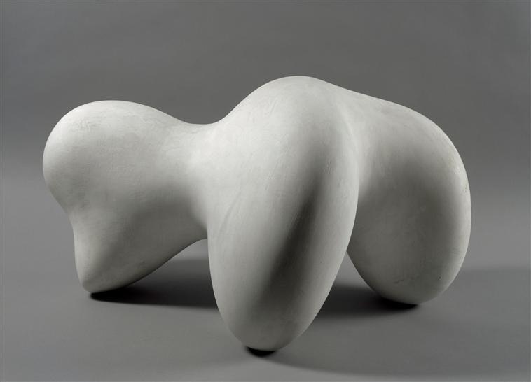 Human Concretion, Jean Arp, 1933