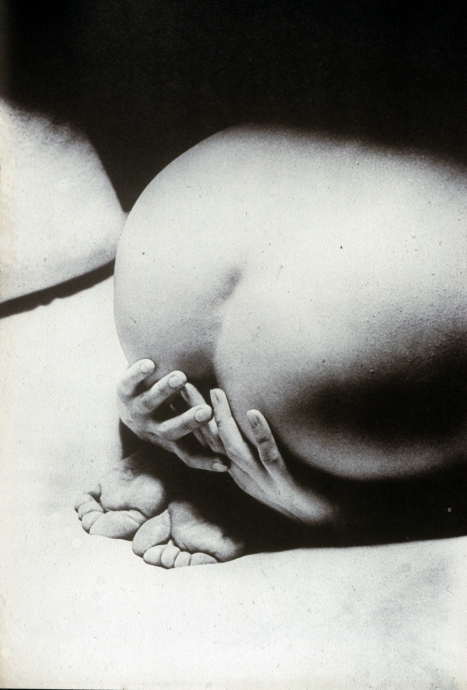 Man Ray, La Priére, 1930