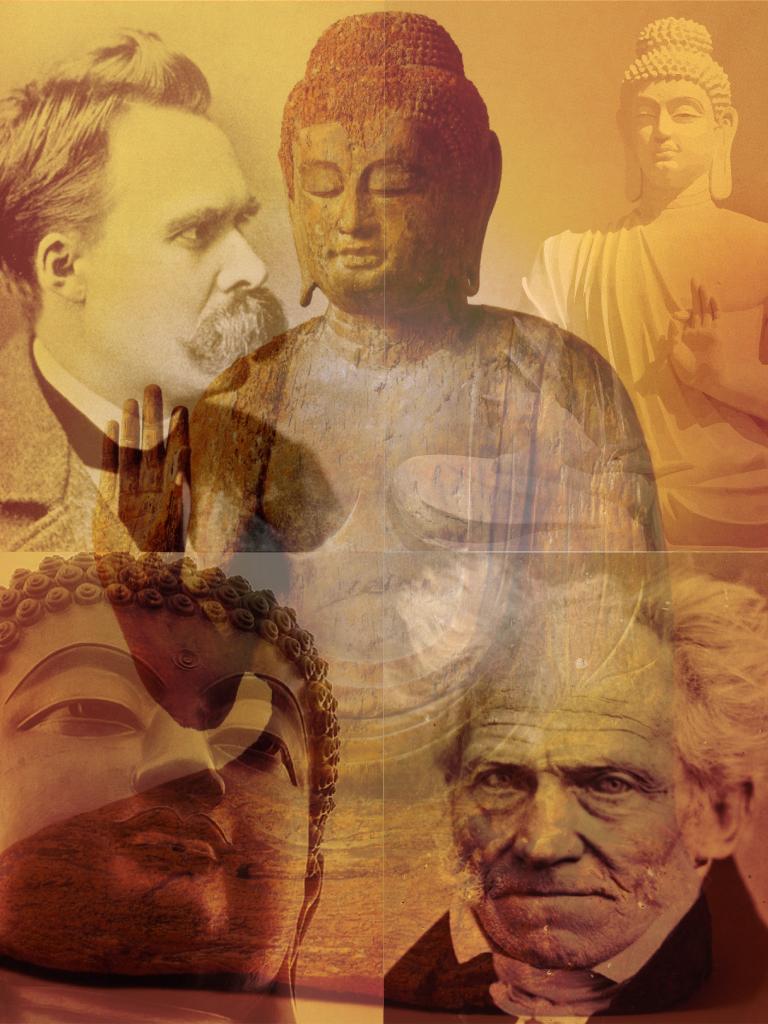 Nietzsche,-Buda,-Schopenhauer