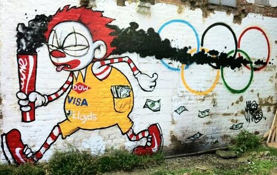 grafite-olimpico