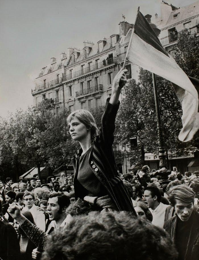 Jean-Pierre Rey, Paris maio 1968