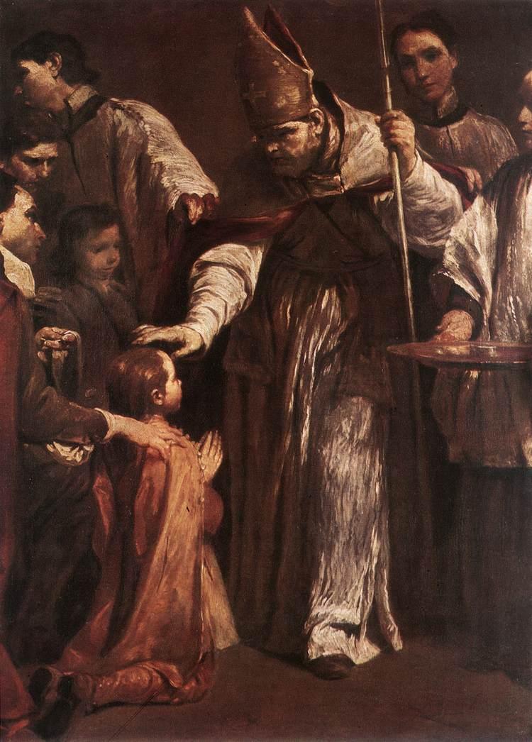 Giuseppe Maria Crespi - Confirmação