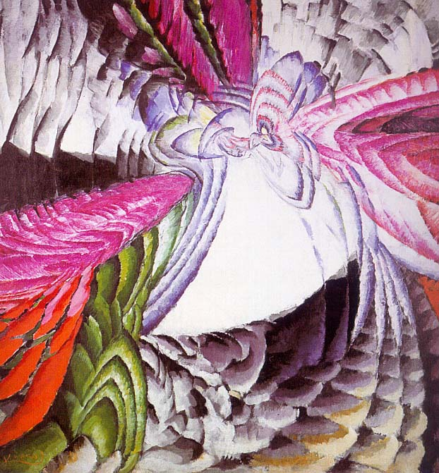 Frantisek Kupka organization-of-graphic-motifs