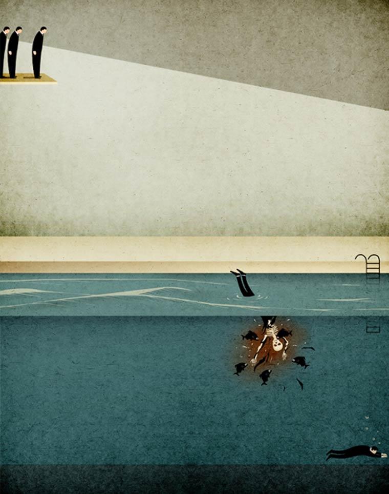 Ilustração por Kai Ti Hsu