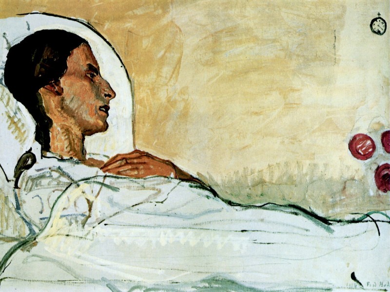 Dying Patient: The Ferdinand Hodler Paintings of Valentine Godé-Darel