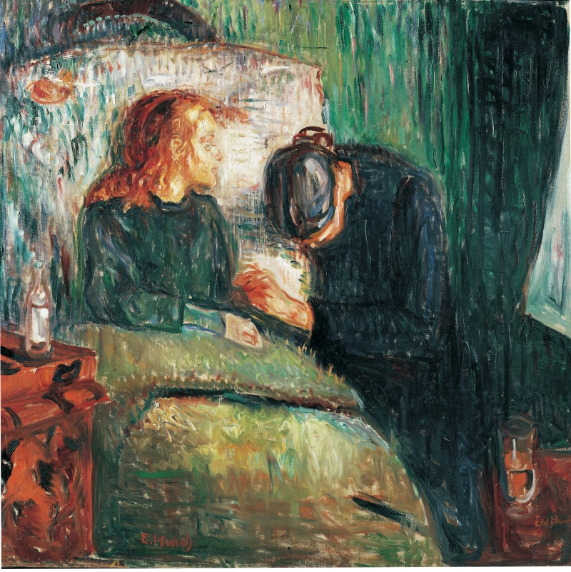 Edward Munch - The Sick Child