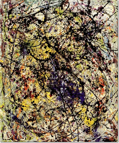 POLLOCK, reflections-of-the-big-dipper-1947
