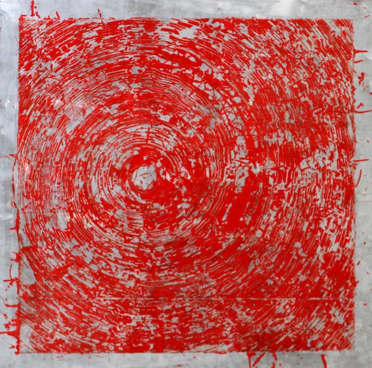 Szilárd Cseke - Red Swirl