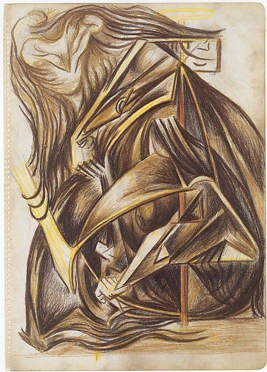 Jackson Pollock, 1941